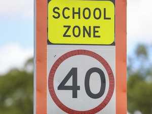 Speed limits remain: Police target school zones
