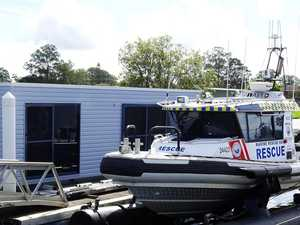 New floating room for Marine Rescue