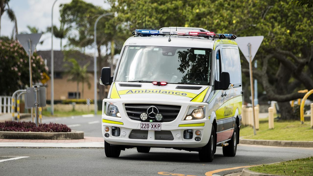 Toowoomba paramedics attended three crashes overnight.