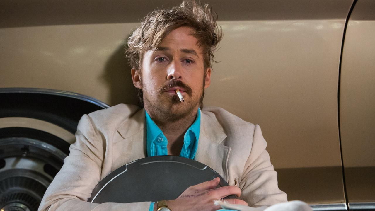 Ryan Gosling in director Shane Black's action comedy The Nice Guys.