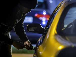 Unlocked cars, homes 'making it easy' for criminals