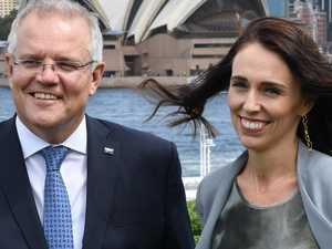 Ardern open to making travel work with Australia