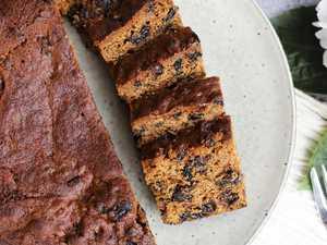 Easy prize-winning fruit cake to bake for mum