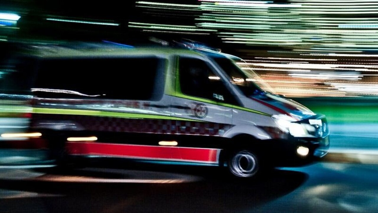 Bundaberg paramedics were called to Millbank last night in response to an alleged wounding.
