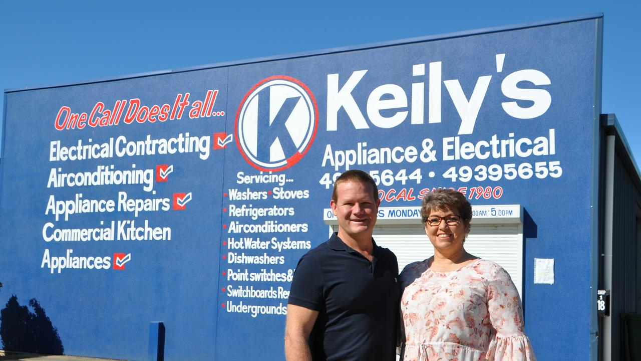 Jason and Majella Keily are proud to be running the family business that was established 40 years ago