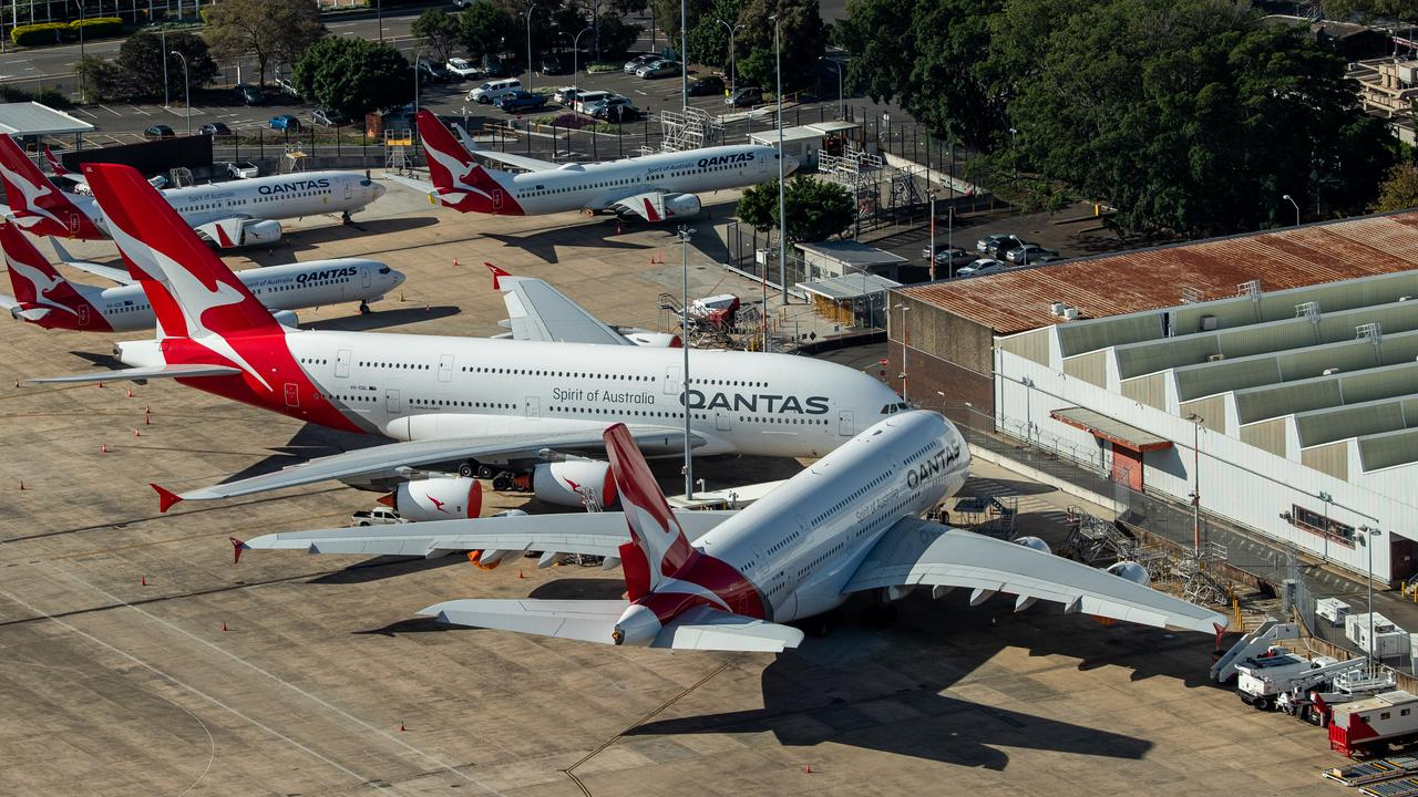 Qantas has bowed to public pressure over its controversial airline credits policy. Picture: Getty Images