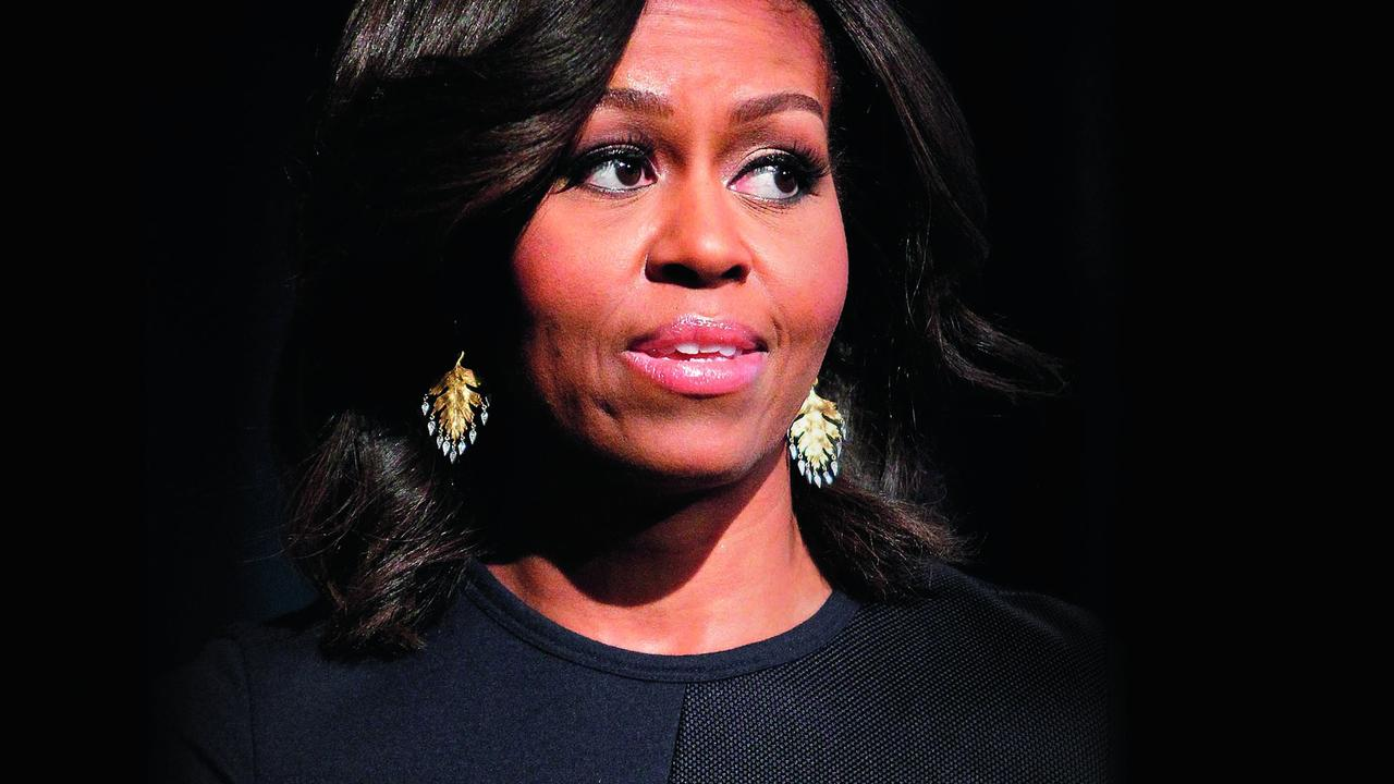 Former first lady Michelle Obama. Picture: Paul Morigi/Getty Images
