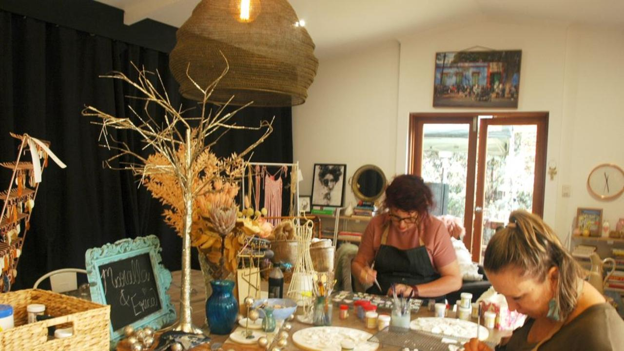 Toowoomba business House of Marcella, owned by Erica Morgan and Marcella Cullin, is moving online.