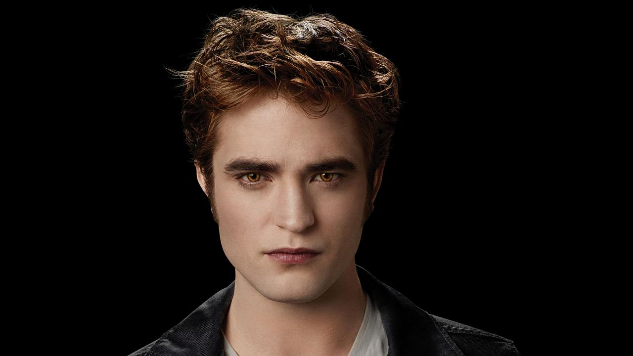 Actor Robert Pattinson as Edward Cullen for film ''The Twilight Saga: Eclipse''.