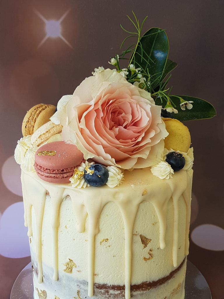 Cakes by Jackie Hillier of Jackie's Cake Obsession.