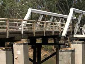 Gee Gee Bridge opens two months ahead of schedule