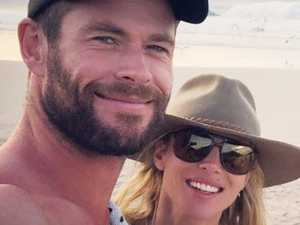 Hemsworth: Why I left LA for Byron
