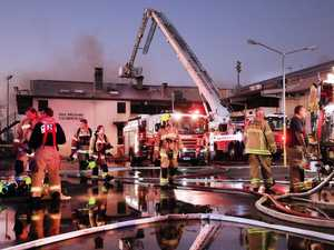 History lost after Leagues Club went up in flames