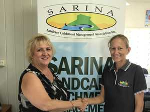 Sarina projects funded to protect natural resources