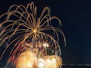 Fireworks 'a big waste of money'