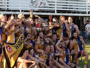 LATE BLOOMER: How Aussie rules found its feet in Bundy