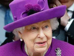 Queen sends message to Australia