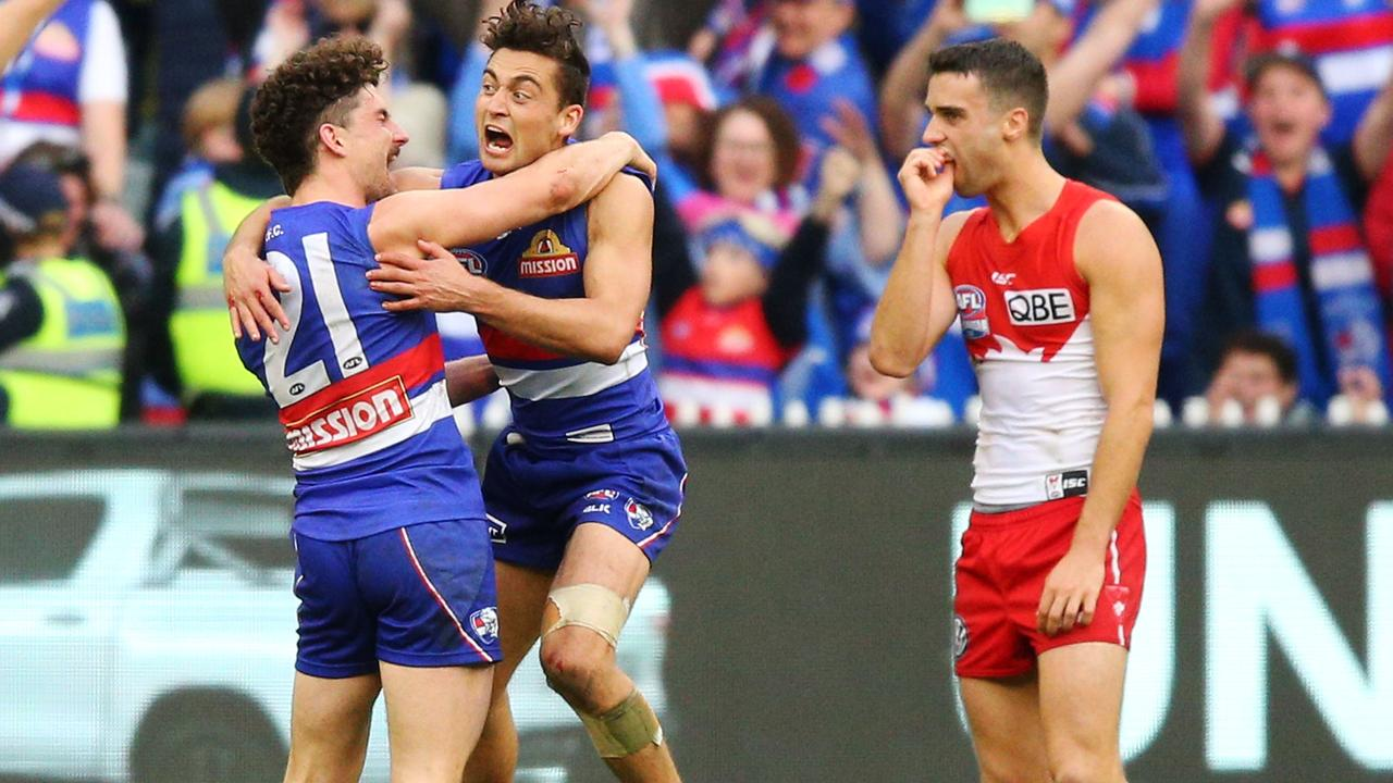 Western Bulldogs capitalised on the pre-finals bye to end their premiership drought in 2016.