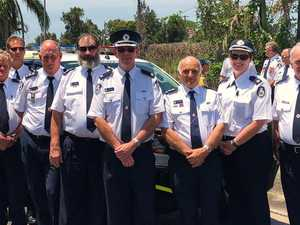 WHAT A YEAR: Local fireys recognised in state award
