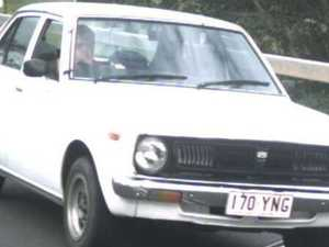 Police hunting stolen car that could still be in Gympie