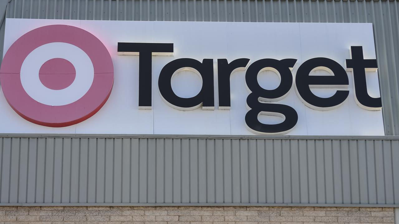 Staff from affected Target stores were informed of the closures earlier this year.