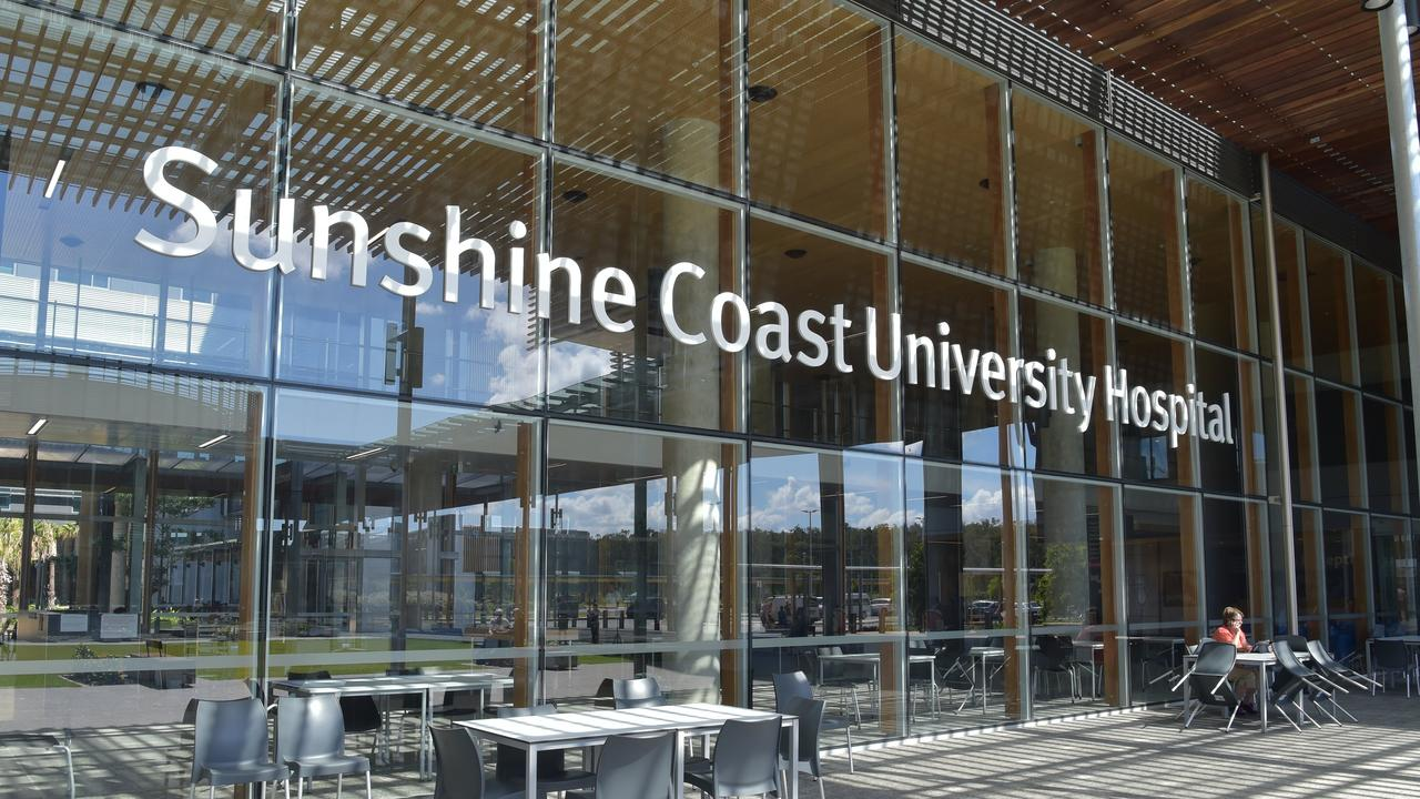 The Sunshine Coast University Hospital recorded the largest ramping rise in the state with a 24 per cent leap in numbers left on stretchers for more than 30 minutes.