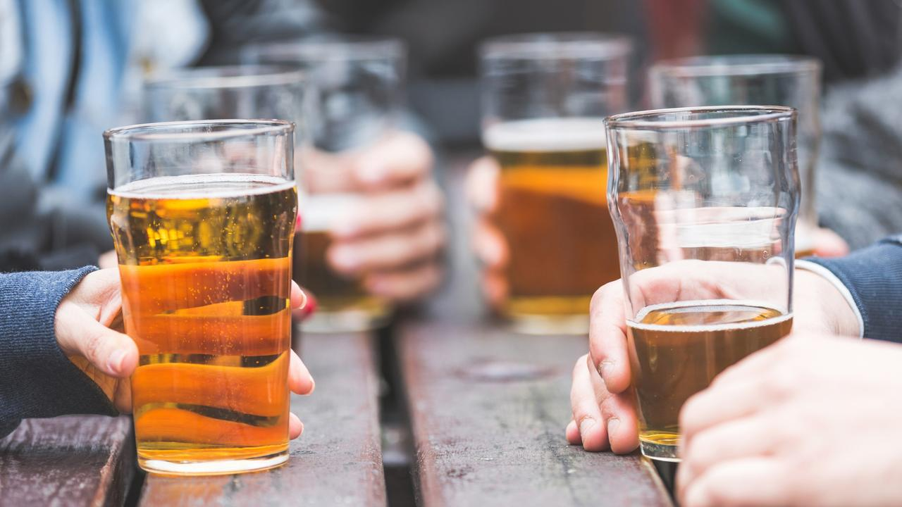 Punters will change how they order their beer and chicken parma as part of suggested measures to get pubs and hotels open again.