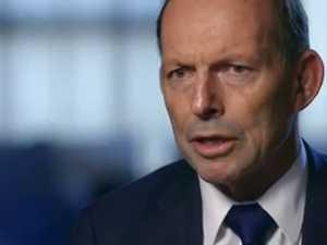 'Complete BS': Abbott slaps down rumour