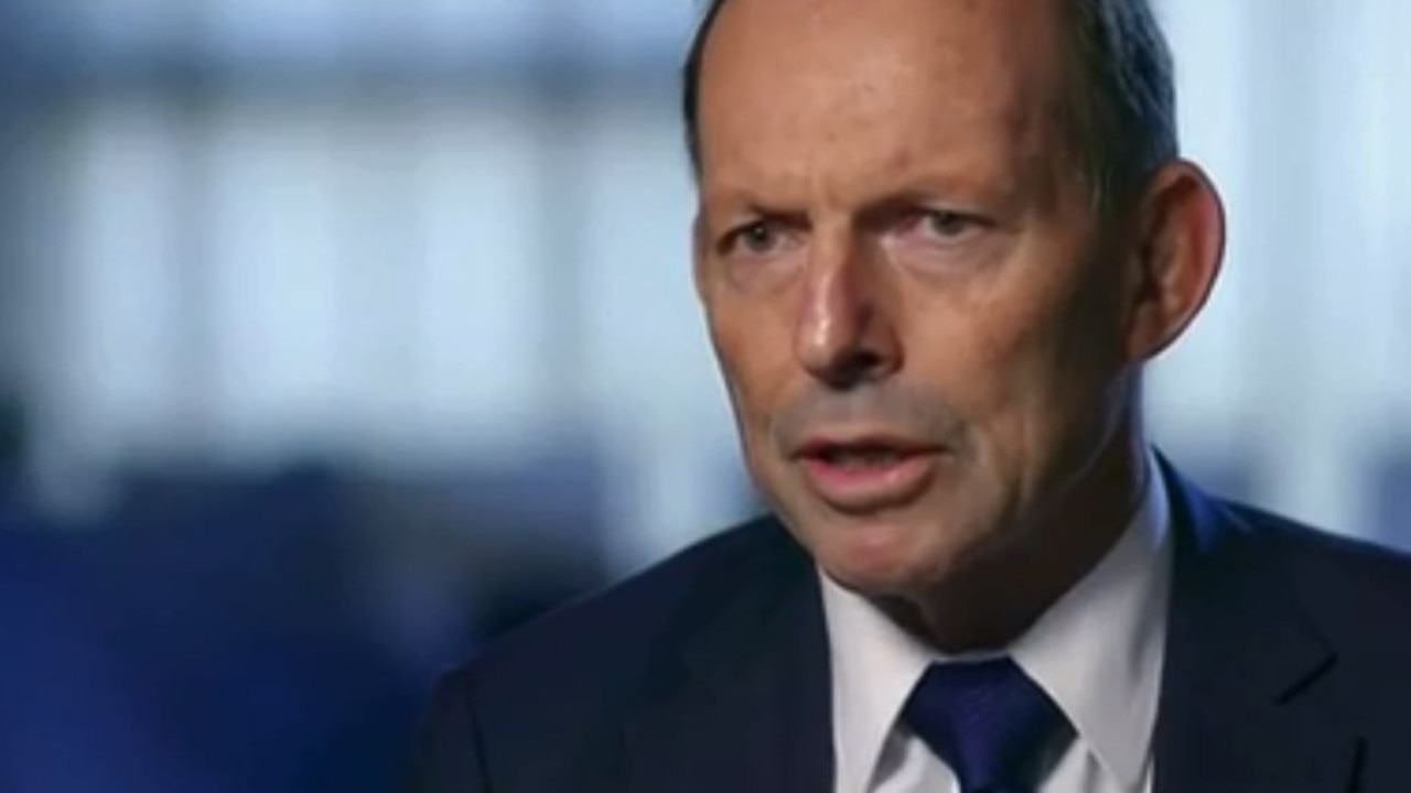 Former prime minister Tony Abbott has slapped down a stunning rumour about his supposed intervention the seat of in Eden-Monaro.