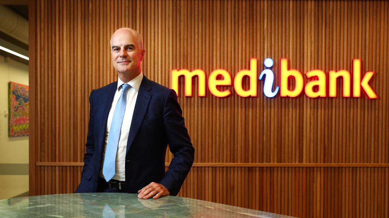 "Medibank chief executive Craig Drummond said the health insurer would ""not profiteer"" during the COVID-19 pandemic."