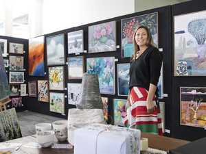 Toowoomba art show draws foreign interest