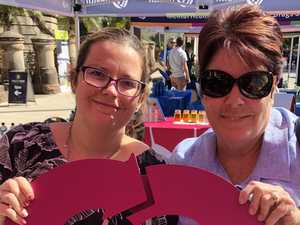 Mother-daughter duo's stength amid illnesses