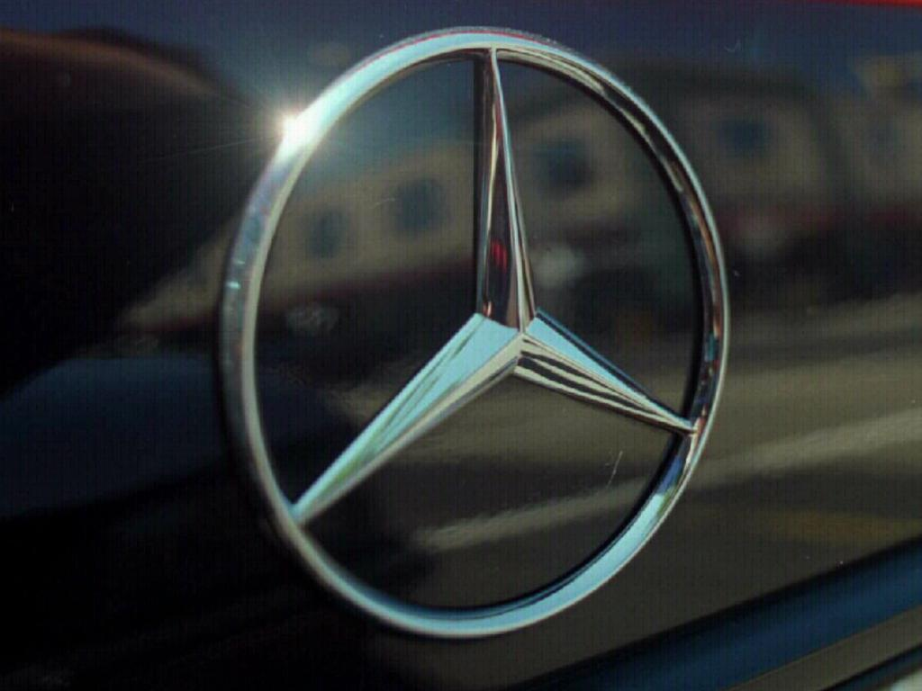 A car lover has been forced to put his new Mercedes into storage after he caught intruders on camera casing the vehicle twice.