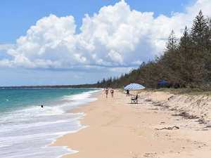Beach fires banned in Woodgate