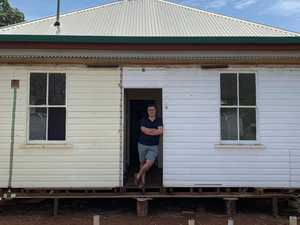 Toowoomba's Reno Lads close to finishing $300k job