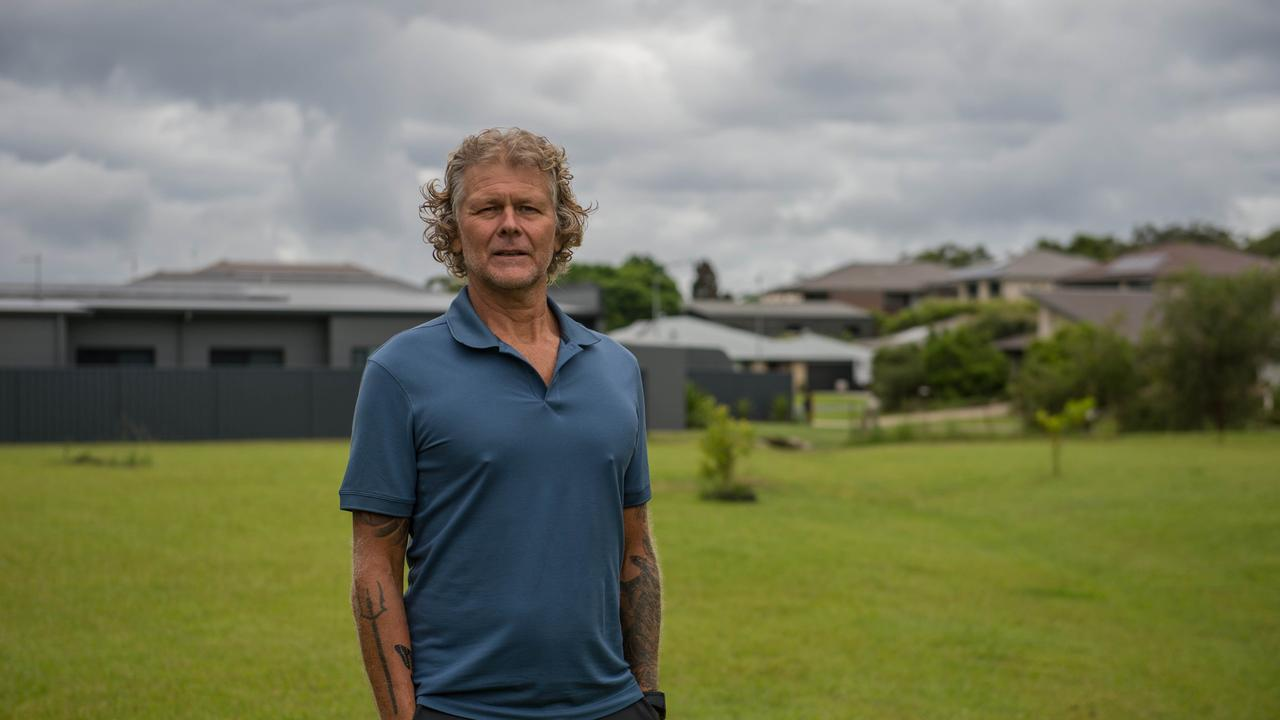 Anthony Cougle has put his Moonee Beach proposal back up for consideration.