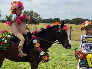 The show must go on for one local horse rider