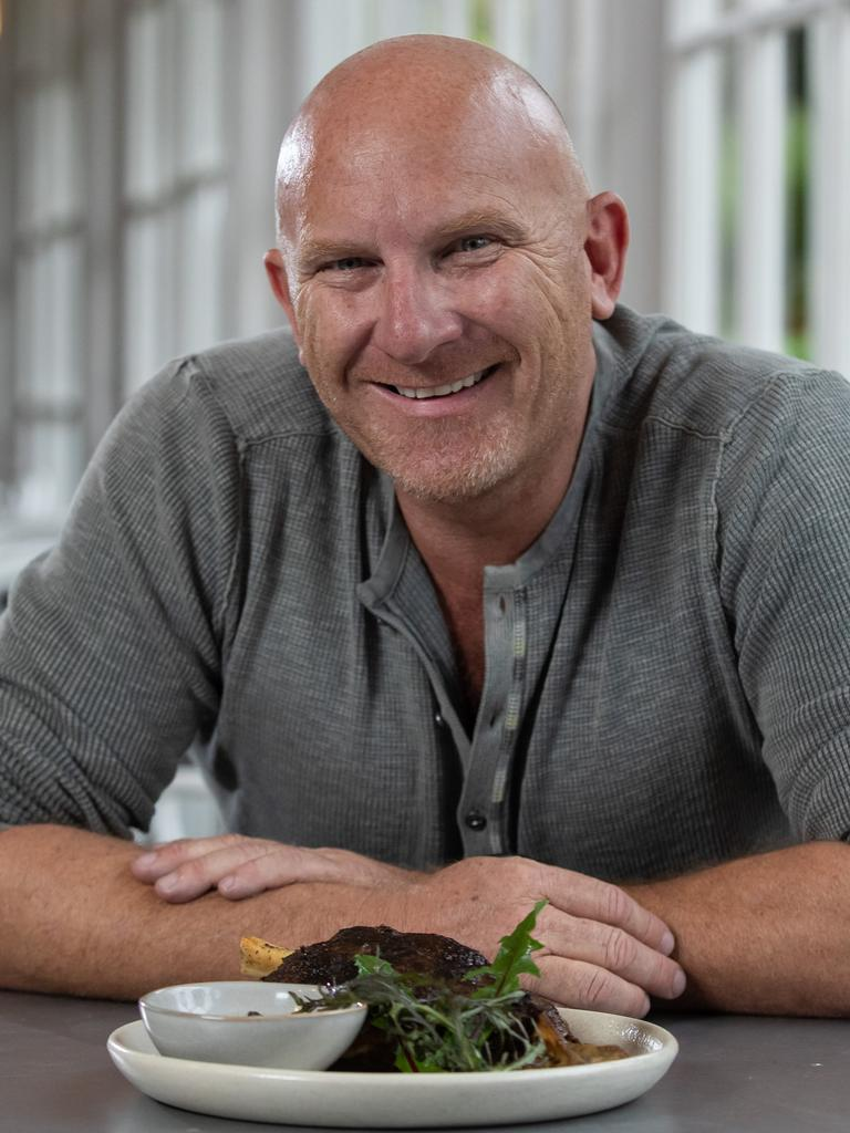 Celebrated chef Matt Moran is also lending his support to the campaign. Picture: Justin Lloyd