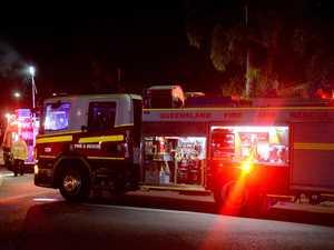 Hero cops helps five children escape Rocky inferno