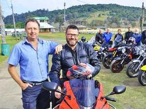 2000 bikers put on hold due to coronavirus