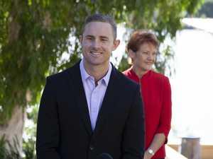"Pauline Hanson talks about her ""A-team"" on CQ visit"