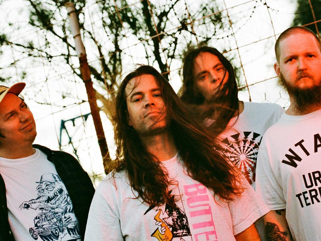 Mansfield band Violent Soho