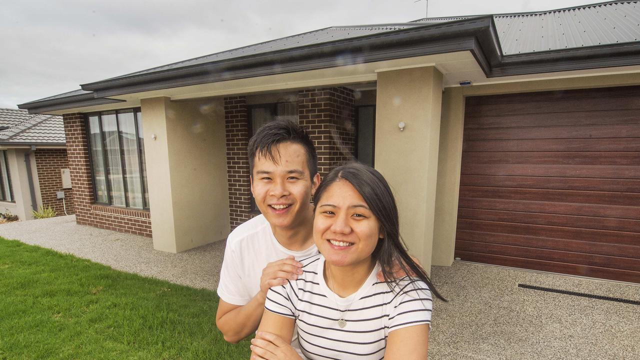 Bank of mum and dad helping out first-home buyers