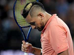 Rival puts ignorant Kyrgios in his place