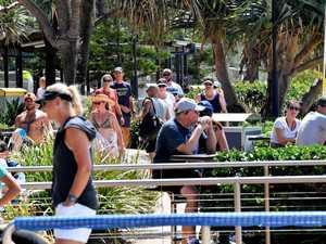 Police crack down on beach lookout rule-breakers