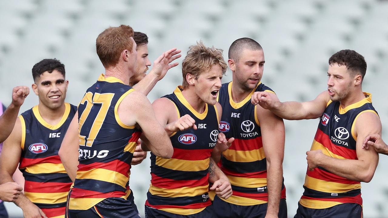 The AFL is 'furious' at reports the Adelaide Crows have broken the game's strict COVID—19 biosecurity protocols in a secret camp.