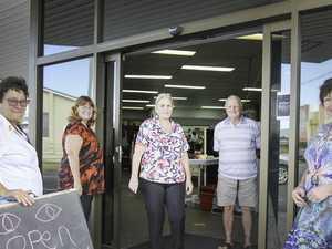 Smiles aplenty as Salvos reopen M'boro store