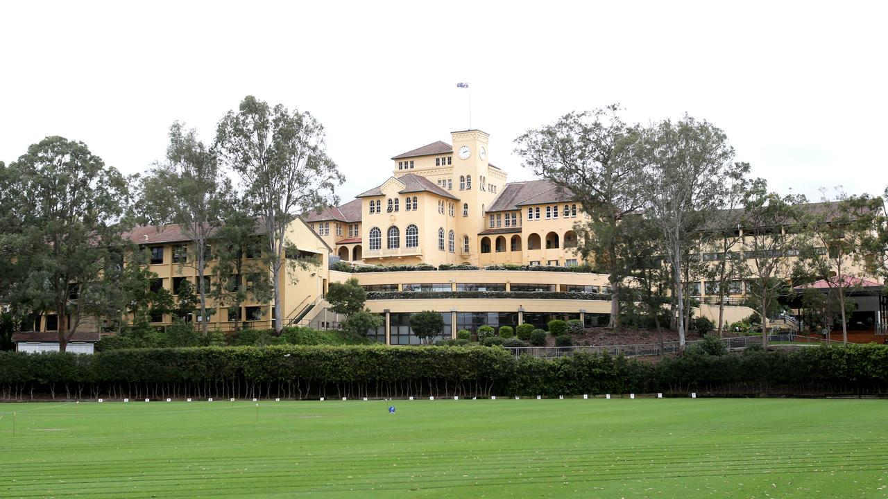 Brisbane Boys College headmaster Paul Brown said the school wanted to make life a little easier for parents. File picture