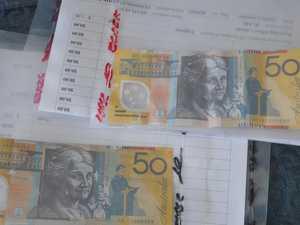 Counterfeit money culprit nabbed
