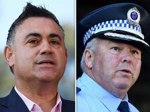 COVID cops to examine John Barilaro's farm visit